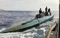 Coast Guard Intercepts A Submarine Carrying $181 Million In Drugs!