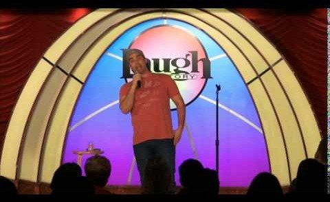 Comedian Adam Ray Deals With Crazy Heckler In Vegas