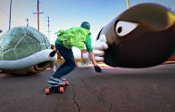Dope: Real Life Mario Skate!
