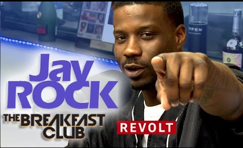 Jay Rock On The Breakfast Club