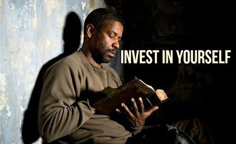 Motivational: Invest In Yourself!
