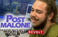 Post Malone On The Breakfast Club