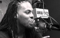 Waka Flocka Talks Donald Trump & Educating The Youth On Voting!