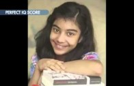 12 Year Old Girl Gets A Perfect Score On IQ Test Beating Albert Einstein & Stephen Hawking!