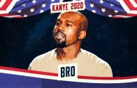 Kanye West for President in 2020
