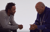 Kendrick Lamar Meets Quincy Jones