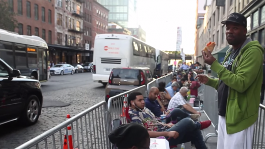 This-Guy-Makes-$1000-A-Week-Waiting-In-Line-For-People!
