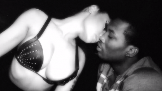 Watch-a-Behind-the-Scenes-Video-of-Nicki-Minaj-and-Meek-Mill