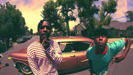 ASAP Rocky - Tyler, The Creator Freestyle & Get Weird In Tour Promo