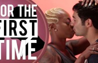 Black Girls Kiss White Guys For the First Time