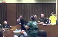 Grieving Father Attacks His 3-Year Old Daughter's Killer In Court!