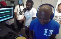 "Jay Rock Spits A ""Real Bars"" Freestyle"