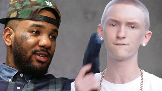 The Game On Slim Jesus: He is Gonna Get His Ass Smoked