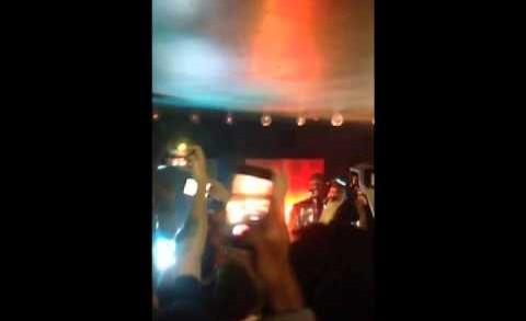 Travi$ Scott - Justin Bieber Perform Maria, Im Drunk In NYC