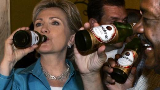 Hillary Clinton Dropped 15 Racks at Jay Zs 4040 Club