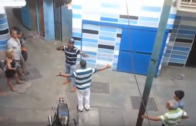 Sometimes Bullying A Old Men Goes Wrong!
