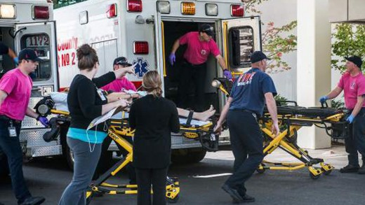 Tragic 15 Dead, 20 Wounded In Shooting At Oregon Community College!