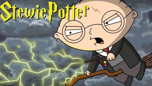 Family Guy Parody Of Harry Potter!