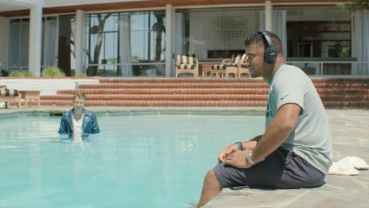 Macklemore and Russell Wilson Star In Bose Headphone Commercial