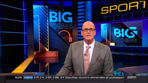 Scott Van Pelt Reminds Everyone Of Lamar Odoms True Identity