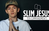 "Slim Jesus Shares His ""10 Commandments"""