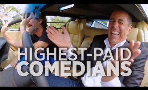 The World's Highest-Paid Comedians 2015!