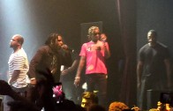 Young Thug Brought Out A$AP Rocky in LA Tonight
