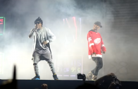 Watch Big Sean Bring Out Lil Wayne In Detroit