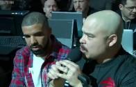 Drake Announces Toronto Raptors' Starting Lineup