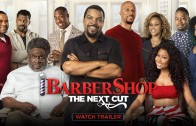 "Ice Cube, Nicki Minaj, Common & Tyga Star In ""Barbershop 3"" Trailer"