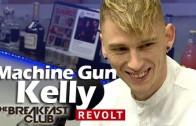 Machine Gun Kelly On The Breakfast Club