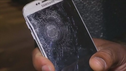 Man Claims His Cell Phone Saved His Life From Flying Shrapnel During Paris Attacks!