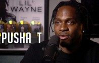 Pusha T Talks New Single, Lil Wayne & Birdman Beef And More on Hot 97