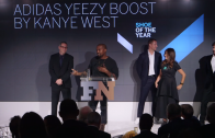 Kanye West Accepts The Award For 'Shoe Of The Year'