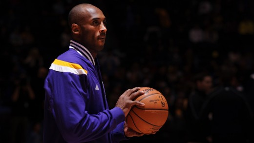 Kobe Bryant Leads NBA All-Star Voting By A Wide Margin With Over 700,000 Votes!