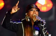 "Watch Missy Elliott Emotionally Accept Billboard's ""Innovator"" Award From Ciara"