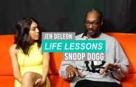 "Snoop Dogg Shares Life Lesson: ""Find Peace Within Yourself"""
