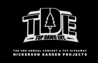 TDE's Annual Concert & Toy Giveaway Recap
