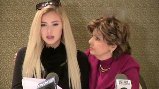 14-Year-Old-Model-Tells-Her-Side-Of-Tyga-Story-At-Press-Conference