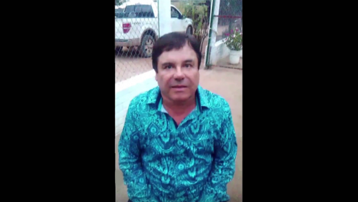 "Actor Sean Penn Secretly Met With ""El Chapo"" For Rolling Stone Interview Before His Recapture!"