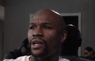 "Floyd Mayweather Jr. Blasts Oscar De La Hoya! ""I Don't Respect A Man That Dress In Drag"""