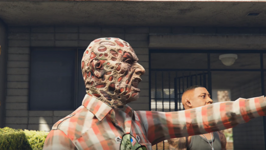 Freddy Krueger In The Hood! (GTA Skit by ItsReal85)