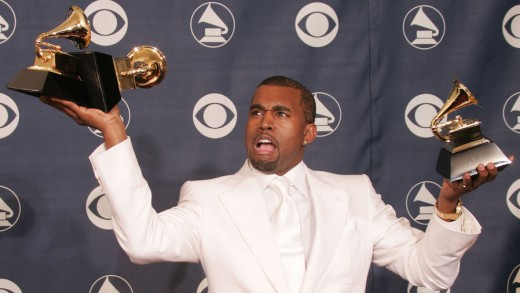 GM Flashback: Kanye West Wins Grammy And Gives Epic Speech!