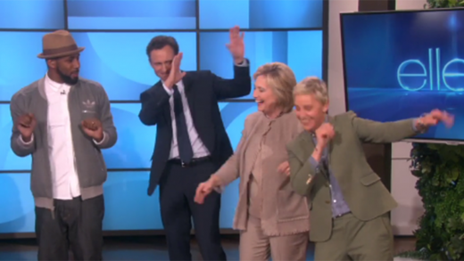 Hillary-Clinton-Does-Her-Best-Attempt-At-A-Dab