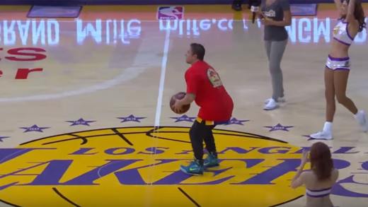 Lakers-Fan-Wins-$95K-After-Hitting-A-Half-Court-Shot!