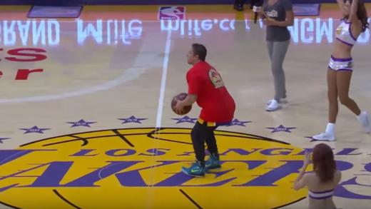 Lakers-Fan-Wins-$95K-After-Hitting-A-Half-Court-Shot!