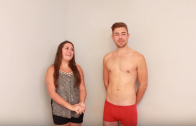Lesbians Touch Penises For The First Time!