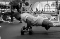 A Look At Kevin Hart's Intense Training Regimen!