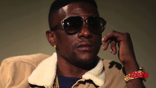 "Boosie Badazz ""Beat Cancer"" Interview With Revolt TV! Opens Up About His Kidney Cancer Diagnosis"