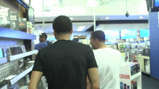 GM Flashback: Drake And Cole Buy Lots Of Born Sinner CDs!